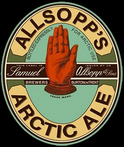 Öl - Allsopp's Arctic Ale