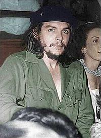 Revolutionären Che Guevara