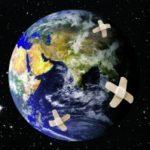 Ett nytt jorden på konstgjord väg