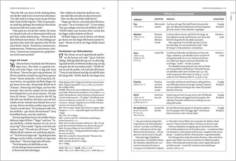Bibel 2000 – utgivning 2007 – Libris Media