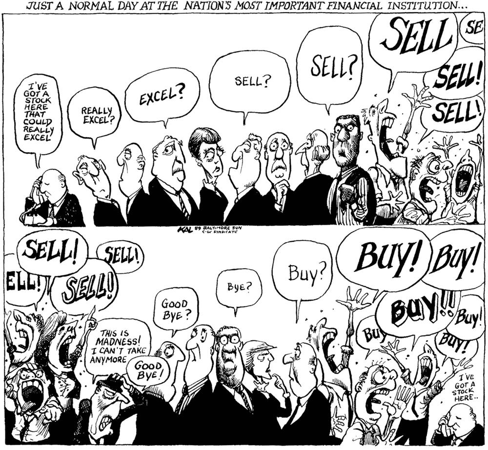 Aktiemarknaden