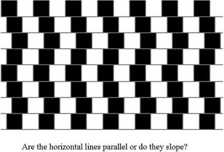 Bloggbild: Hur raka är egentligen linjerna?