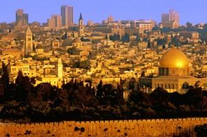 Jerusalem - död och uppståndelse