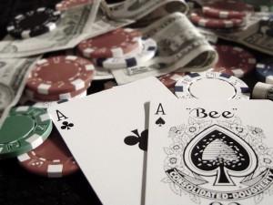 Både tur och skicklighet i poker enligt HD