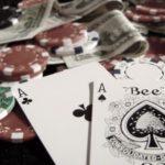 Både tur och skicklighet i poker