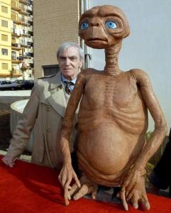 Carlo Rambaldi, ET