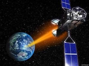 Solstationer i rymden